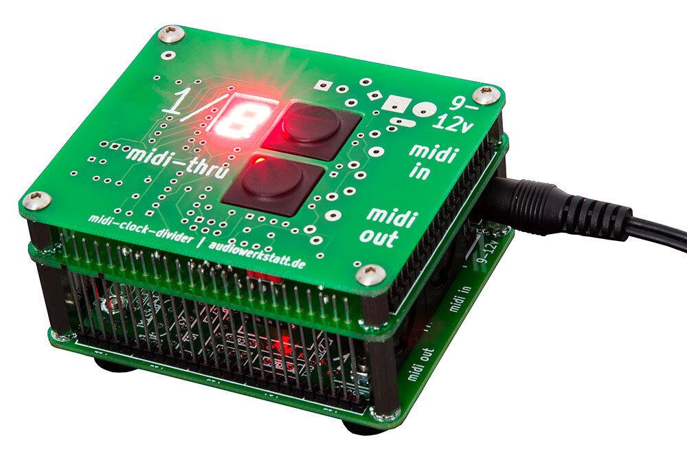 Audiowerkstatt midi-clock-divider   MIDIclock