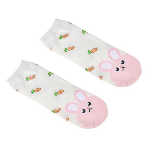 New Fashion Fruit Socks Women Lovely Animal Cat Footprint Dog Sock Women Socks