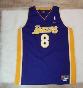 Details about Nike Lakers Kobe Bryant Authentic Jersey Stitched Size XL Length 2