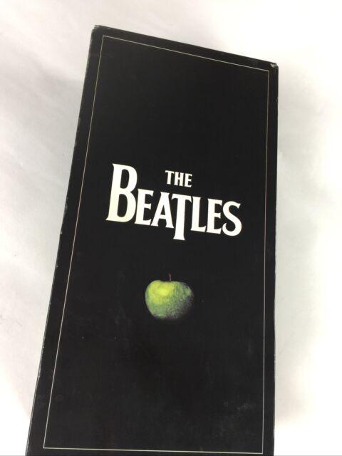 The Beatles Original Studio Recordings CD Box Set 13 Albums 217 Songs and DVD