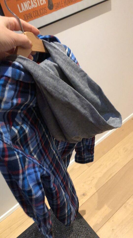 Skjorte, Bomuld, Hilfiger