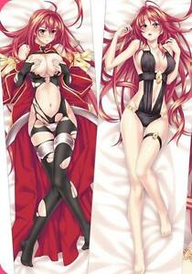 Sexy anime body pillow