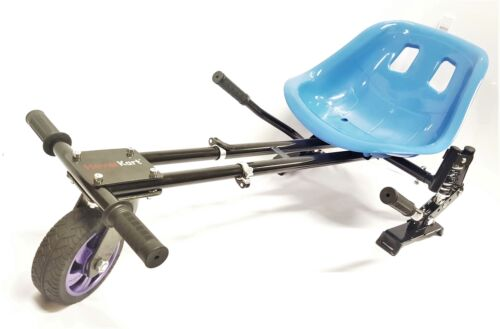 Bleu Siège suspension Original hoverkart convertir Hoverboard in to Go Karts panier