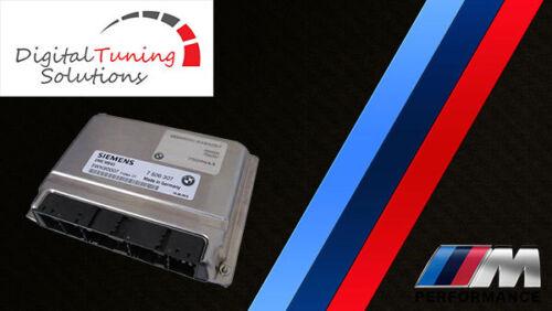 Remap Service for BMW E46 325i 2000-2006 M54B25 MS43 upto 224bhp EWS Delete