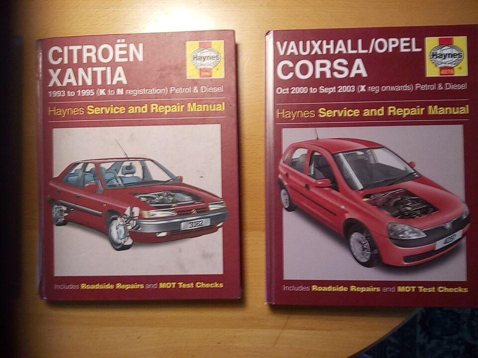 Repair and service manual, Heynes