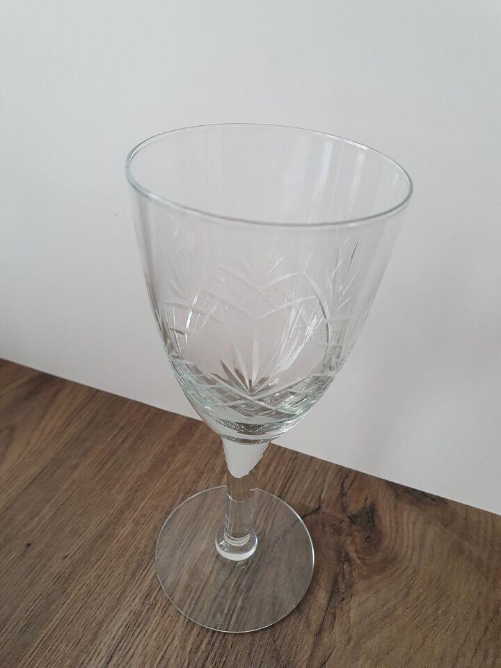 Glas, Rødvinsglas, Ulla