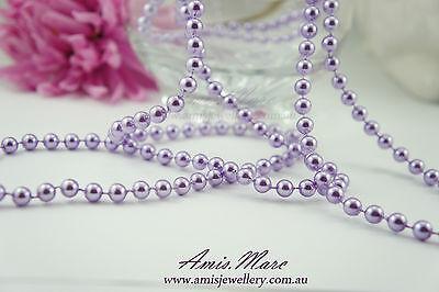 1.5 Meter 6mm Multi-color Garland String for Wedding/Bridal/Corsages/Decorations