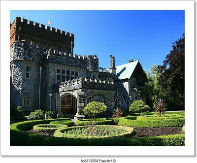 Hatley Castle Victoria Bc Canada Art