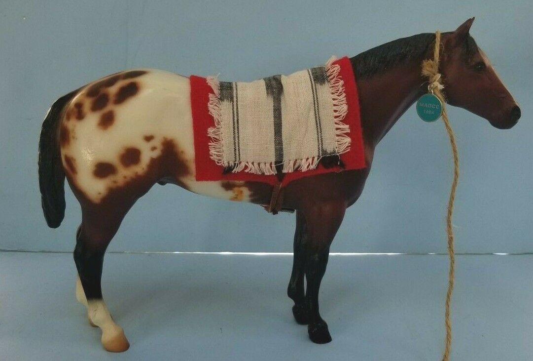 Madame Alexander 1994 Arizona Convention Pferd Breyer Appaloosa RARE
