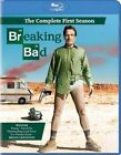 Breaking Bad Complete First Season 0043396347175 With Steven Michael Quezada