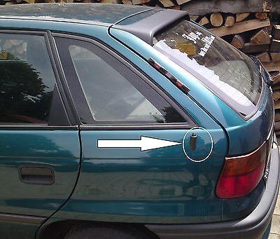 Opel Astra F CC Hatchback Kotflügel Antenne Radio Antenne 16V Neu