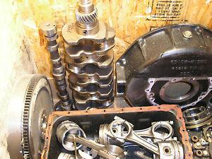 Mitsubishi-CAT-3044-Diesel-Engine-for-rebuilding-plus-new-parts