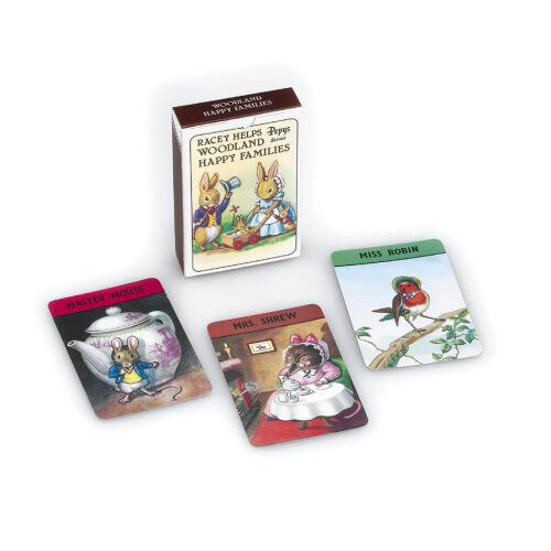Woodland Happy Families (Pepys) - Traditional Children's Card Game
