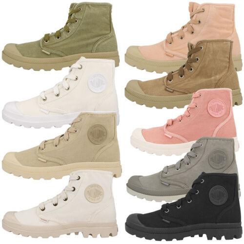 mujer para Palladium Shoes Zapatillas Botas para Hi 92352 mujer Pampa altas UqavT