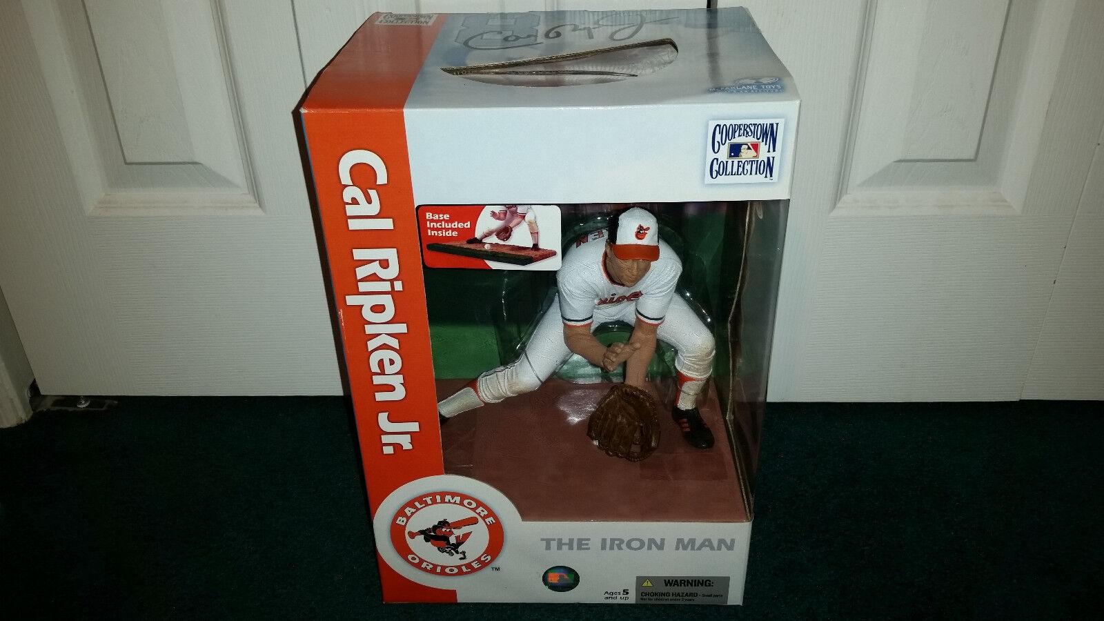 Cal Ripken Jr. 12  MLB Orioles Cooperstown Collection Mcfarlane Toys 2005 MISP