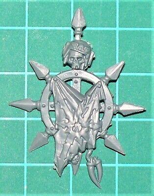 Chaos Space Marines Squad bits//pièces-Head 15 variantes