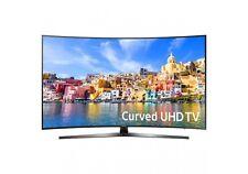 "Samsung 49"" Black Curved Panel LED UHD 4K 2160p Smart HDTV - UN49KU7500FXZA"
