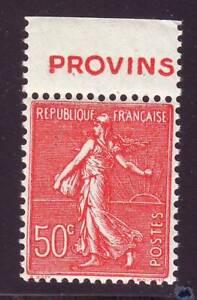 TIMBRE-PUB-PROVINS-50-c-semeuse-N-199-carnet-TTB