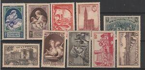 FRANCOBOLLI-1939-FRANCIA-MNH-Z-9763