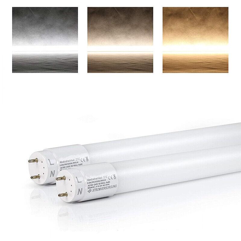 60 90 120 150cm T8 G13 LED Röhre Leuchtstoffröhre Leuchtröhre Lampe mit Starter