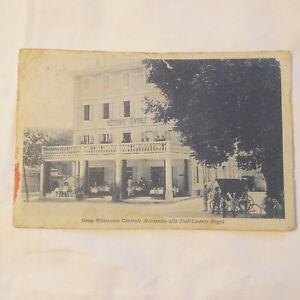 CARTOLINA PARMA S ANDREA BAGNI RISTORANTE VIAGGIATA 1926 | eBay