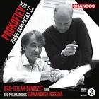 Prokofiev: Piano Concertos Nos. 1-5 (CD, Feb-2014, 2 Discs, Chandos)