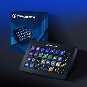 Elgato-Stream-Deck-XL-Controle-Avance-de-Streaming-32-Touches-LCD-Pesonalizables