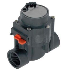 GARDENA 1278-20 Vanne d'irrigation  24 V commande d'irrigation automatique