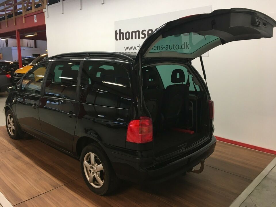 Seat Alhambra 1,9 TDi Stella Diesel modelår 2003 km 444000