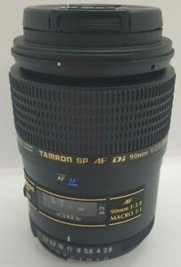 TAMRON-90-mm-Nikon-SP-AF-Di-90-mm-1-2-8-Macro-NIKON-MOUNT