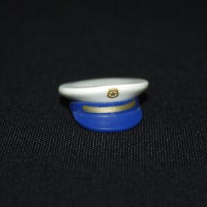 Playmobil-police-casquette-kepi-de-policier-5182-5184-5607-6920-9236