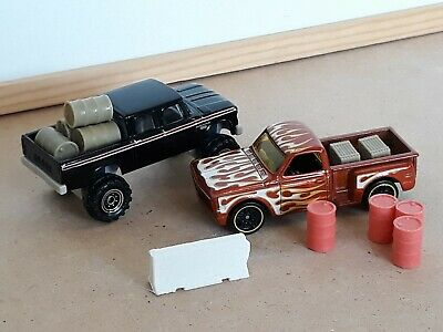 Crated Boxes 1:64 Scale Custom Accessory