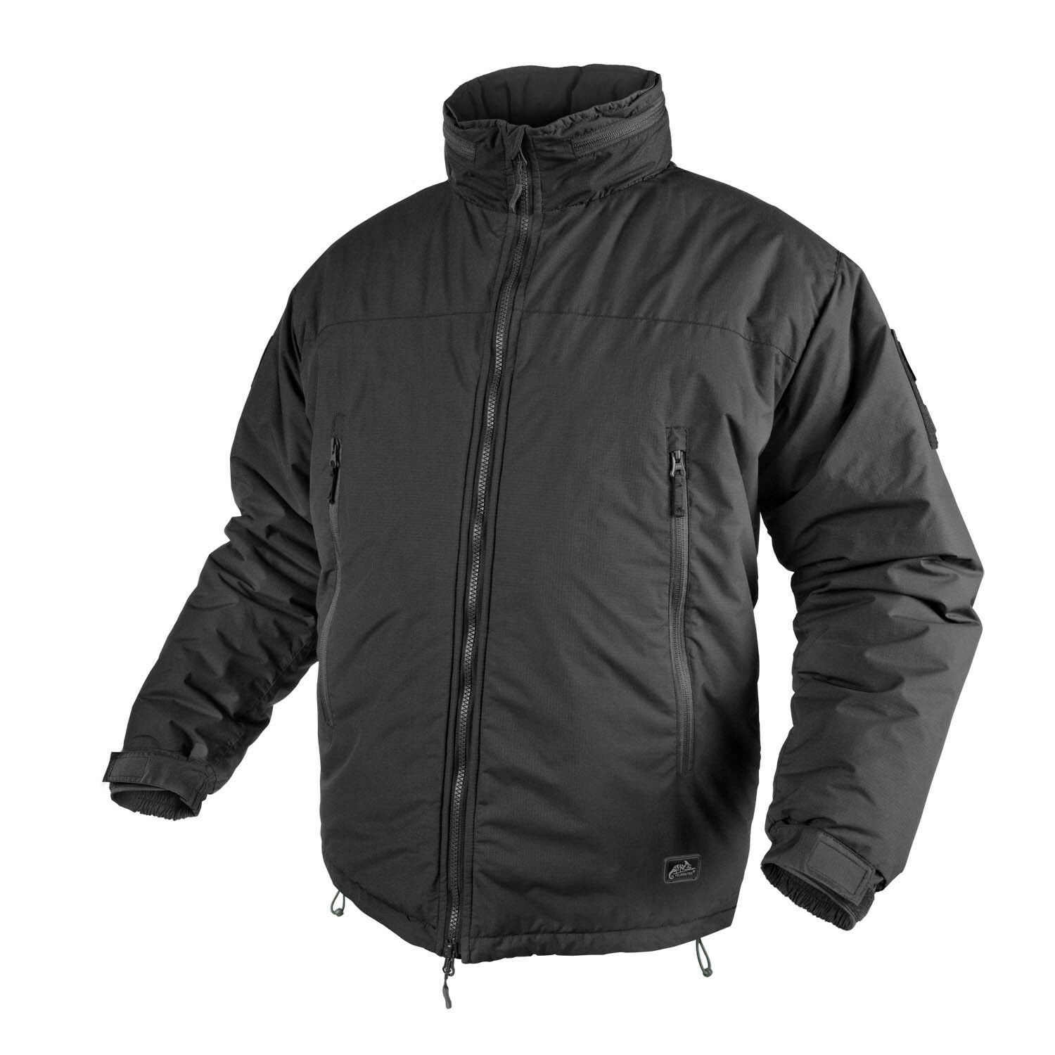 Helikon Tex Level 7 Apex Climashield Cold Weather Giacca Invernale Nero SSmtutti