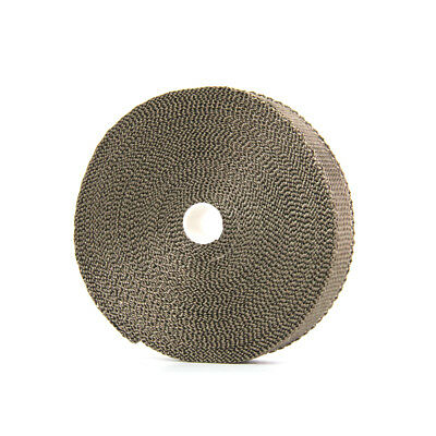 25 FT ALUMINUM COATED MESH MOTOR//CYCLE HEADER EXHAUST INTAKE MANIFOLD HEAT WRAP