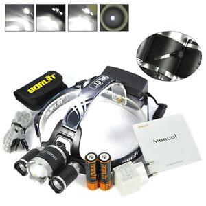 BORUiT-23-000-Lumen-Zoomable-Headlamp-USA-CREE-3x-L2-LED-Headlight-18650-Battery