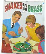 Snakes in the Grass Game Vintage 1969 Kohner Games