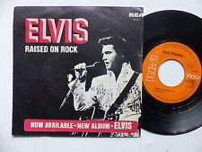 ELVIS PRESLEY Raised on rock 4131