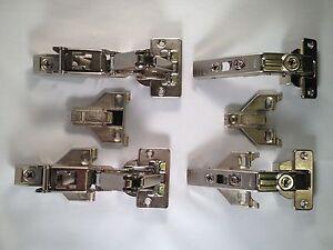 Image Is Loading Blum Lazy Susan Bi Fold Cabinet Doors Hardware