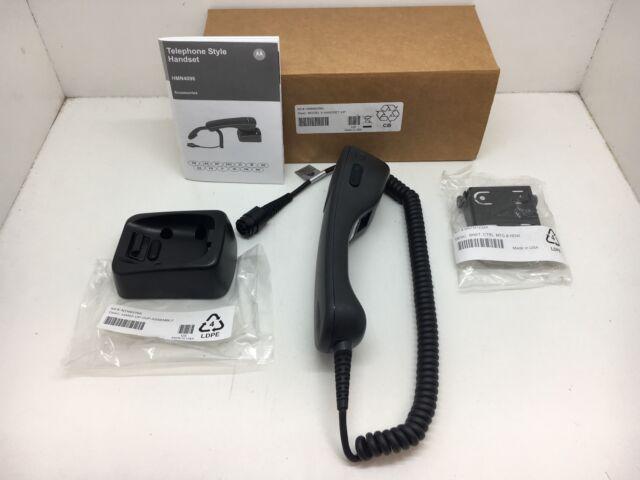 Globe Roamer Motorola HMN4098 DM Series MotoTRBO Model 2 Handset Microphone