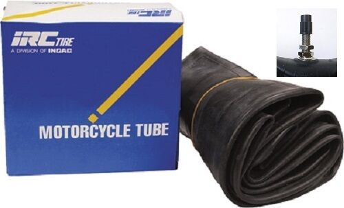 IRC 3.50//4.00-18 Inner Tire Tube Motorcycle 350//400-18 Straight Valve Stem TR4