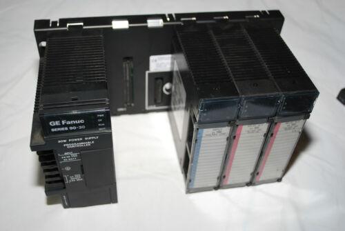 R Serie 90-30 Yo GE Fanuc IC693CHS CPU,IC693ALG,IC693CMM,IC670MDL O Módulos