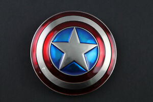 Captain america shield belt buckle avengers infinity wars - Bouclier capitaine america ...
