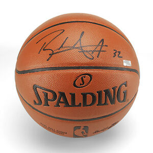 Image is loading Blake-Griffin-Autographed-Replica-Spalding-Basketball a7b0feb7f