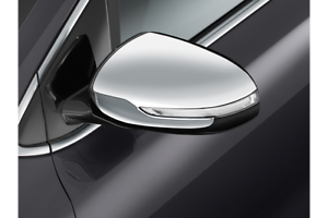 New Genuine Kia Sportage//GT Line Stainless Steel Door Mirror Caps #F1431ADE00ST