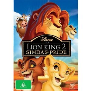 Disney The Lion King 2: Simba's Pride DVD