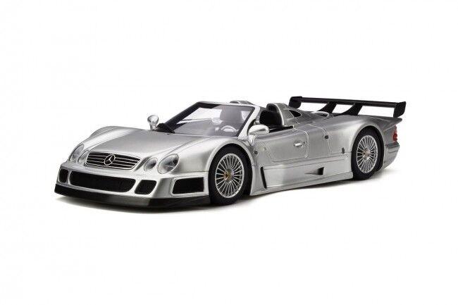 marca de lujo Mercedes Benz CLK GTR Roadster Resina Coche Coche Coche de Modelo en 1 18 Escala Gt Spirit  precio razonable