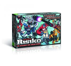 Risk-Transformers-Retro-Game-Board-Game-Party-Game-New