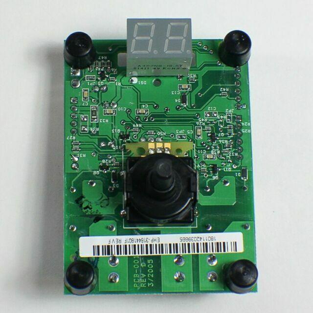 Frigidaire Electrolux 316441801 Range Control Board part