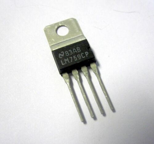 Lm759cp NATIONAL Semiconductor circuito integrato to-220-4