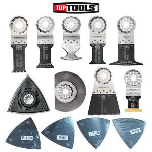 Fein 69908049223 13 Piece Starlock Multi Tool Blade Set